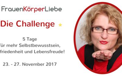FrauenKörperLiebe – Die Challenge