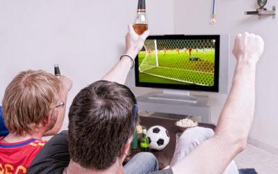 Beziehungskrise wegen Fußball-EM?
