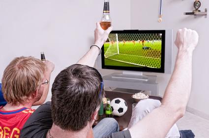 Beziehungskrise wegen der Fußball-EM? Paarberatung hilft!