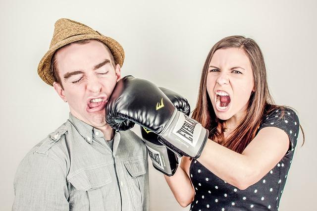 Richtig streiten kann man lernen - Paarberatung hilft!