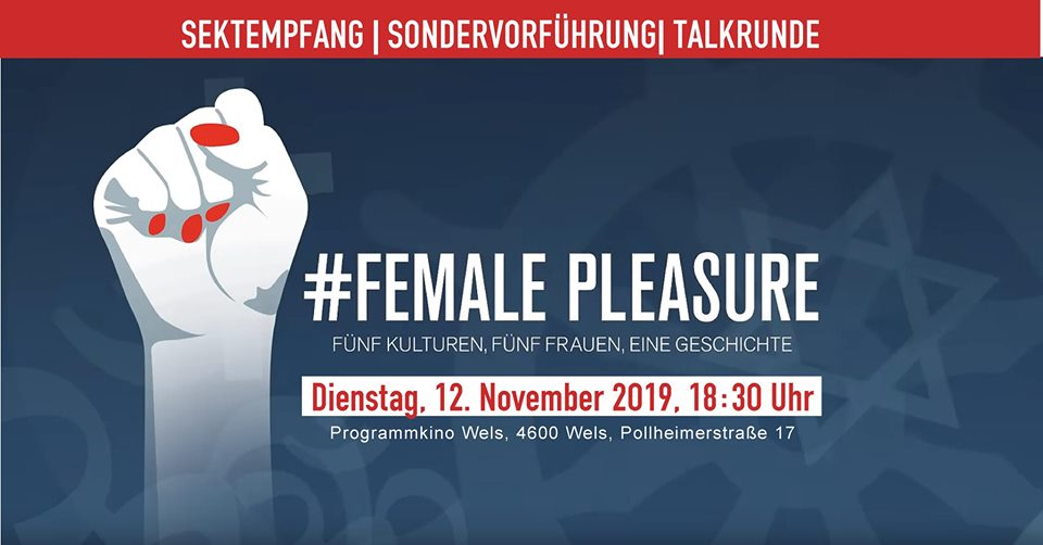 Doku über das Recht auf sexuelle Selbstbestimmung der Frau, anschließend Talk mit Sexualberaterin Doris Kaiser