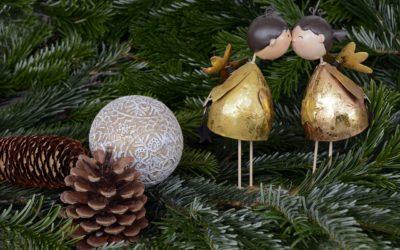 Liebevolle und erotische Weihnachtsgeschenke